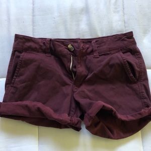 AEO TWILL SHORTS || BRAND NEW CONDITION